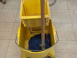 Mop   Bucket With Wringer