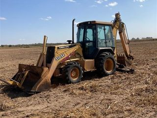 loader Backhoes DEERE 310 16