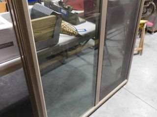 48 in X 48 in sliding window