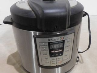 6 in 1 instant pot 6 qt pressure cooker