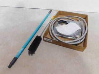 lot of 2 sets of washer hoses