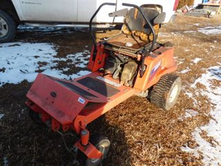 Ariens EZR 1742 Zero turn mower for parts   17hp motor was running last summer hasn t been started since