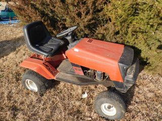 Ride on mower for parts   12hp