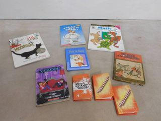 lot of children s books and 3 new testament bibles