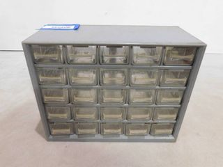 standing small parts organizer 12 in l X 5 1 2 in W X 9 1 2 in H
