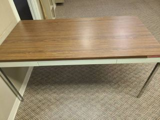 Desk with 1 Drawer 30 x 60 x 30 in