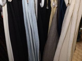 lADIES ClOTHES  PANTS SlACKS  Sizes large  16  TAlBOTS  CHICOS  and other Brands
