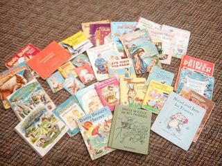 Vintage Children s Classic Story Books Dates Range From 1960 to 1980 lot of 33 Books