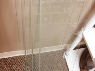 Curio Cabinet Glass Shelves  25 x 33 25 x 11 5 in lot of 3