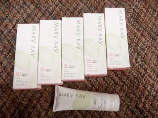 Mary Kay Botanical Effects Creme Hydrant Facial 3 oz lot of 5