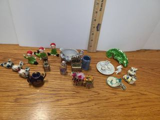 VARIETY of MINIATURES