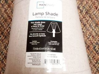 Mainstays lampshade New In Package