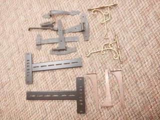 large Hinges and Hangers