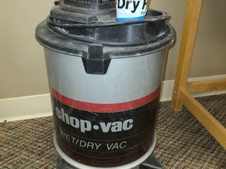 Shop Vac with Filters No Hoses