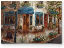 Wexford Home Petit Cafe Canvas