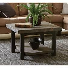 lawrence Reclaimed Square Coffee Table