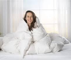 ComfyDown luxurious White Egyptian Cotton Goose Down Comforter   Twin   Retail 123 99