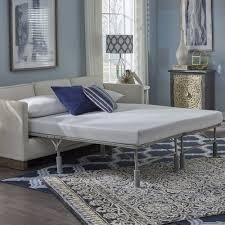 Slumber Solutions 4 5 inch Sofa Sleeper Memory Foam  Mattress Only    Queen   Retail 308 99