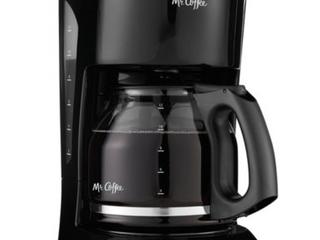 Mr  Coffee Simple Brew Coffee Maker