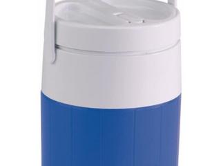 2 Gallon Flip Top Spout Coleman Beverage Cooler