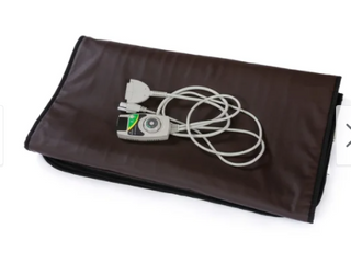 Infrared Heating Mat with Temperature Control  low EMF Carbon Heaters  and Auto Shut Off Retail 104 98