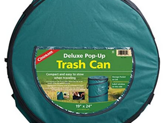 Coghlans Deluxe Pop up Trash Can
