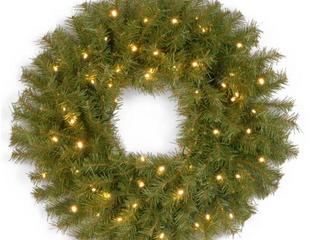 National Company Tree Wreath