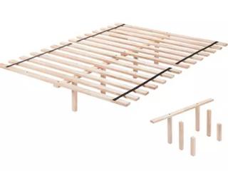Atlantic Furniture   Slat Kit Platform Bed   Full