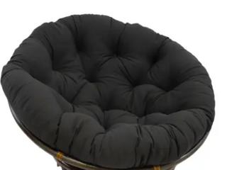 Blazing Needles 52 inch Solid Twill Papasan Cushion Retail 104 99