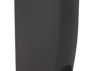 Rubbermaid Step On lid Slim Trash Can For Home  Kitchen  And laundry Room Garbag