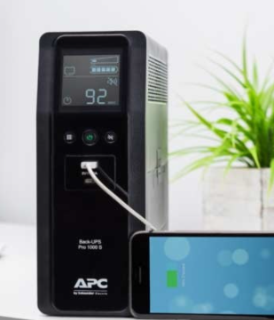 APC By Schnieder Electric Battery Back UPS