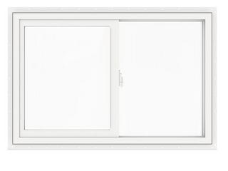 Jeld Wen Window   Fits Rough Opening 36 x 24