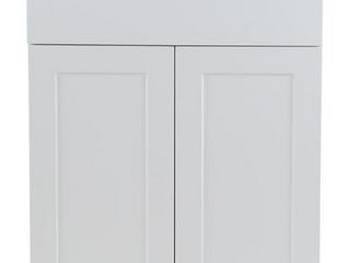 Cambridge   27 x 34 5 Base Cabinet   White