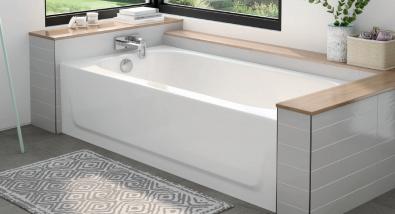 Pendant Plus   Comfort Tub   Porcelain Finished Steel   60 x 30 x 16 5 8