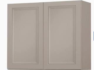 Diamond Now   30  Wall Cabinet   Gray