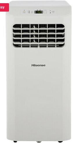 Hisense   Portable Fan A C   White