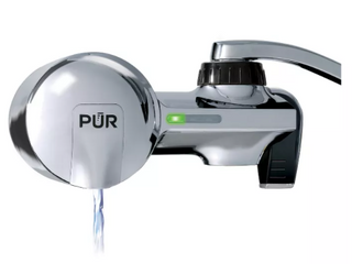 Pur   Marion   Faucet Filter   Chrome Finish