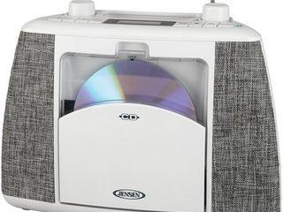 JENSEN Portable Bluetooth CD Music System CD 565