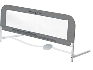 Dom Family   Deluxe Bed Rail  Gray