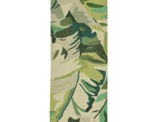 liora Manne Capri Palm leaf Indoor Outdoor Rug