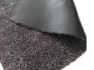 Rismat Magic Mat  Non Slip Rubber Backing  Traps Mud   Dirt  Charcoal