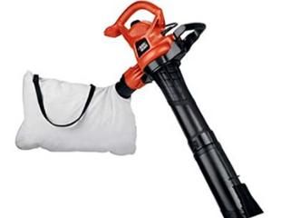 Black  Decker  Corded 12 Amp High Performance Blower  Vacuum