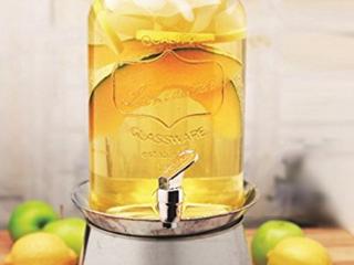 Circle Glass llC   lancaster Mini Dispenser 110 Oz