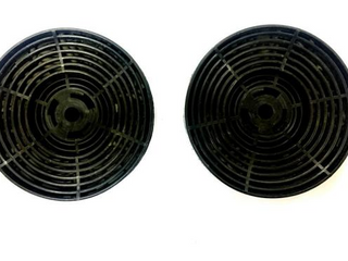 Winflo Carbon Charcoal Filter  set of 2pcs  for Wall Mount C Series Range Hood