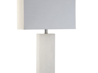 Tiggie 27 Alabaster lED Table lamp