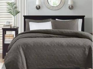 Madison Park Mansfield Reversible Bedspread