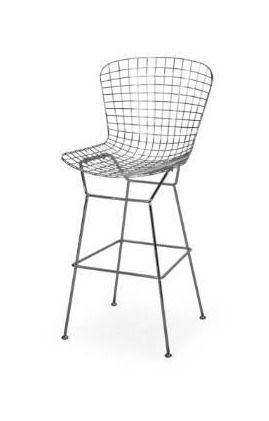 lynhaven Modern Glam Iron Barstool by Christopher Knight Home   Gunmetal