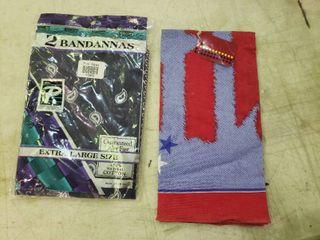 lot of Bandanas