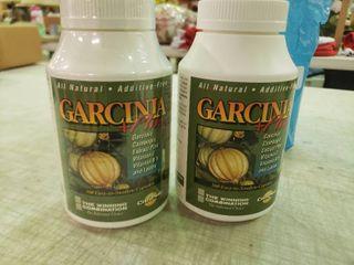 2 Bottles of Garcinia  Plus Capsules