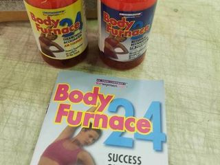 Body Furnace Dietary Supplements